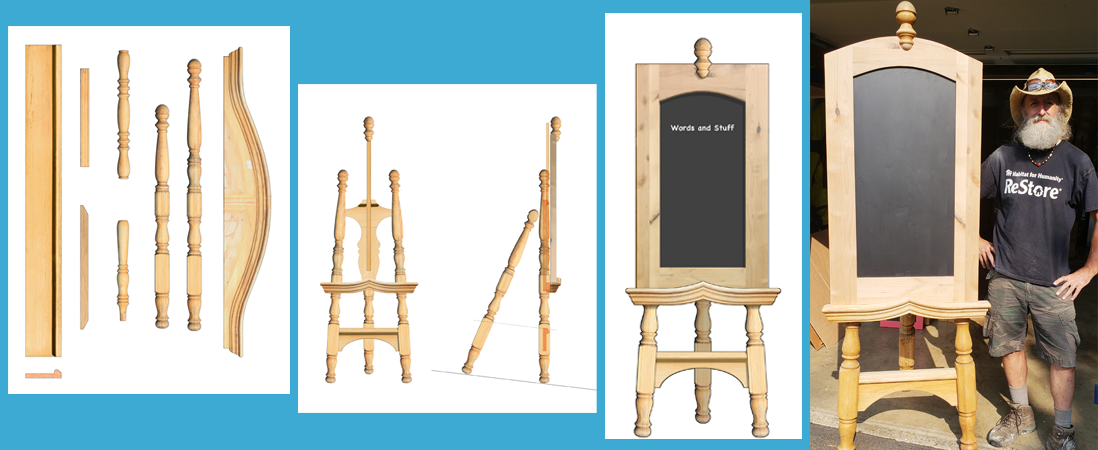 Redesigning John Lassens Bed Frame Easel Portland Metro And